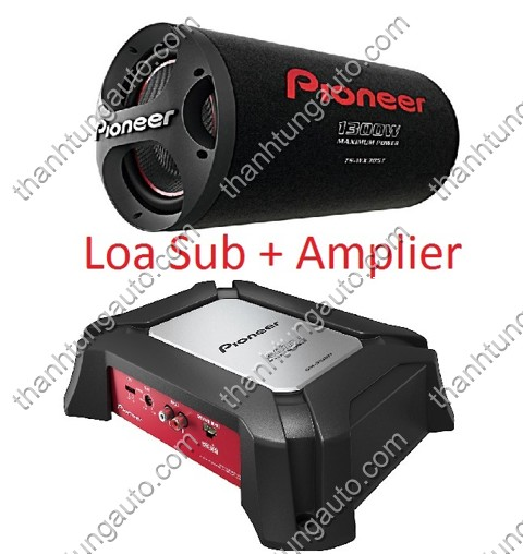 loa_sub_TS-WX305T_va_amplier_GM-3500T_khuyen_mai.