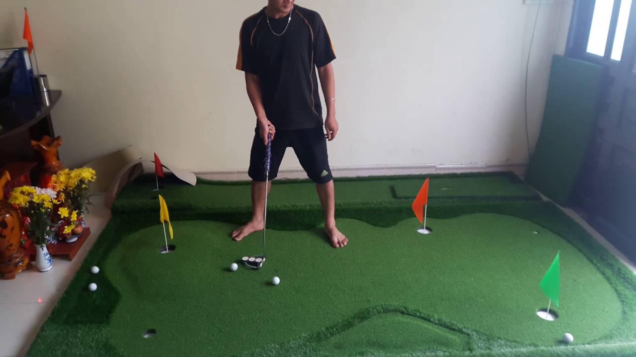 cỏ nhân tạo sân golf 2.