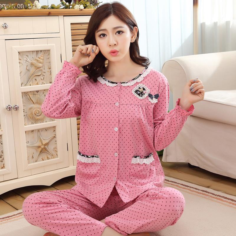 New-Autumn-Design-Casual-Sleepwear-Women-.
