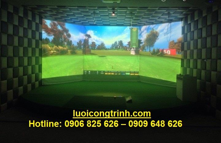Golf 3D 3 màn hình.