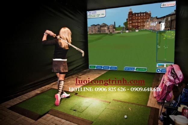 Phòng Golf 3D.