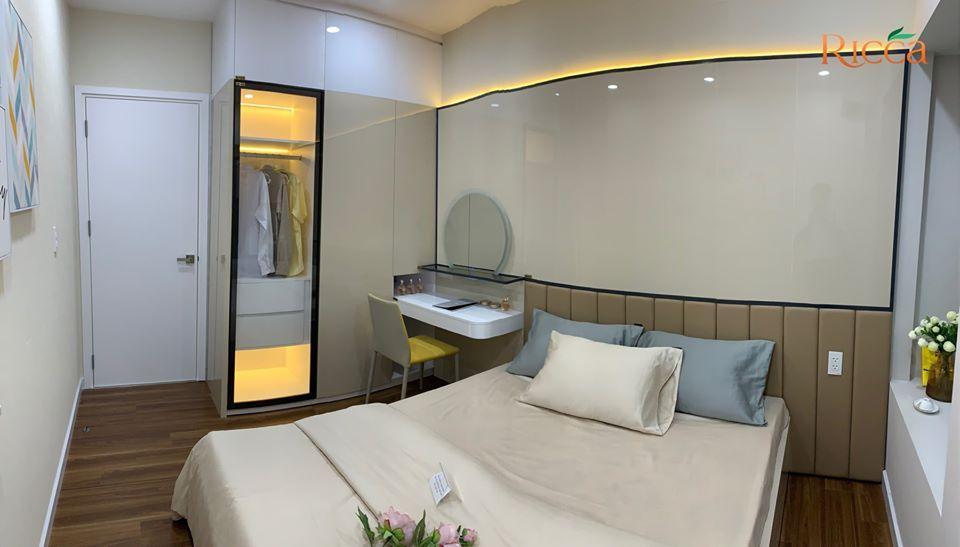 Thiết kế phòng ngủ Ricca.