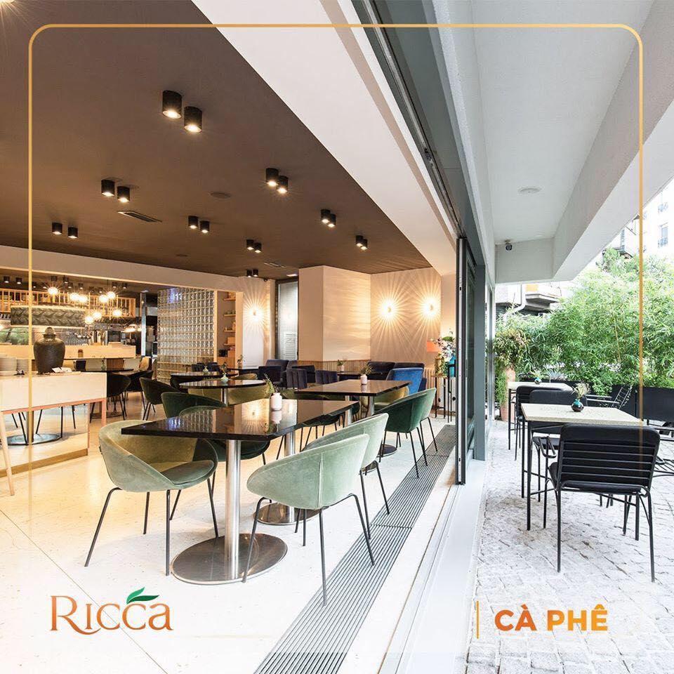 shophouse Ricca cafe.