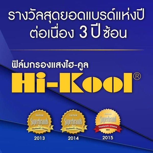 Dán Film Cách nhiệt Hi- Kool .